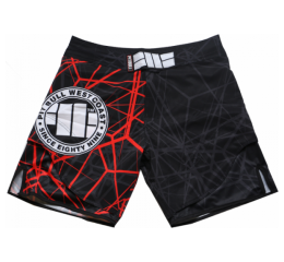 Slika izdelka: Grappling Shorts RED RAY